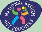 National Garden Gift Vouchers at SRS Plants Direct Hertfordshire